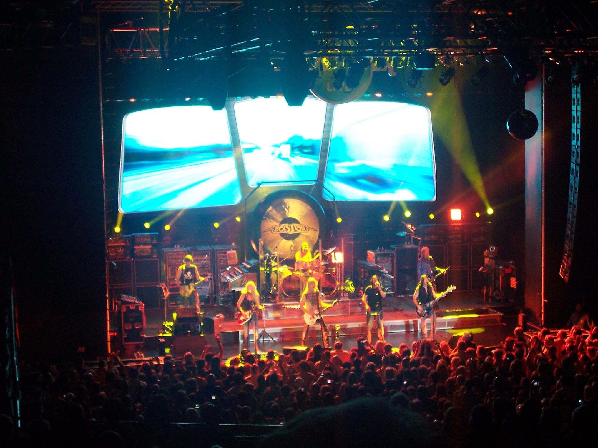 Biloxi Hard Rock Cafe Concerts