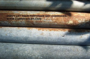 Foritude-Corroded quote