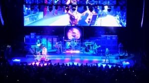 Boston concert, August 4, 2016