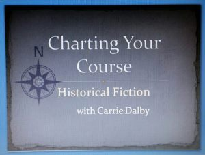 Charting Your Course: Historical Fiction