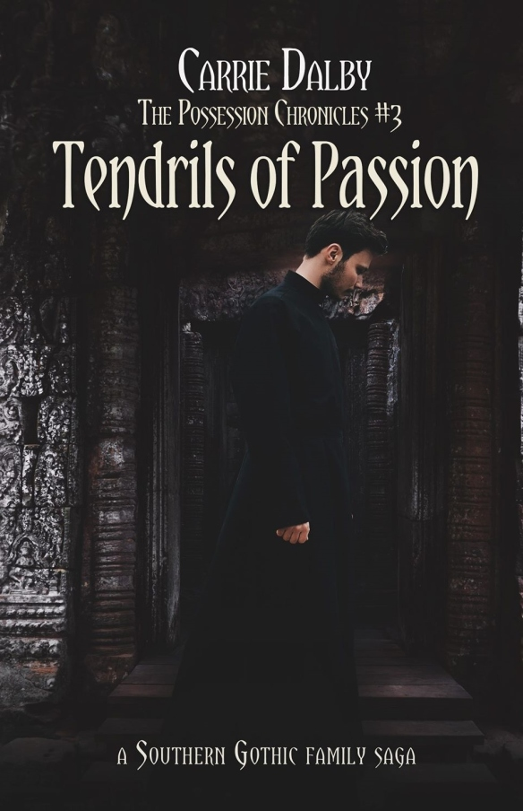 Tendrils of Passion by Carrie Dalby