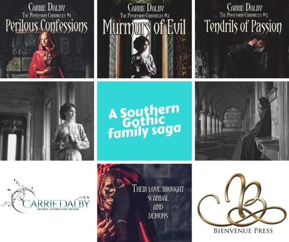 1906 Ad ToP Southern Gothic family saga
