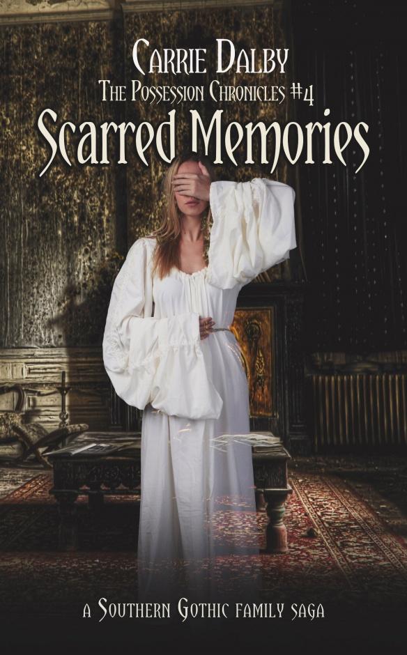 1910 ad ebook cover Scarred Memories