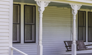 Historic Front Porch